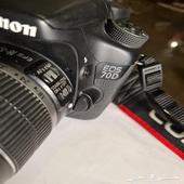 كاميرا 70 دي مع مجموعة عدسات فاخرة