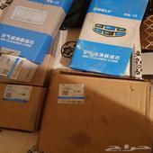 فلاتر جيلي EC7 أصلية جديدة للبيع بسعر مغري