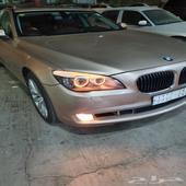 BMW 730. 2011 جده