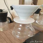 ادوات قهوه مختصه