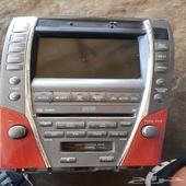 شاشه لكزس من 2007 الى 2009