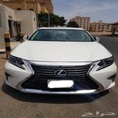 لكزس ES 250 موديل 2018 سعودية