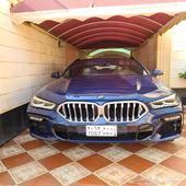للبيع BMW X6 - M 40i - 2021