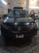 لكزس 350 ار اكس سعودي موديل 2012