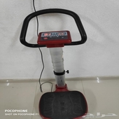 جهاز هزاز كهربائي للتنحيف crazy fit massager