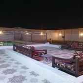 استراحة الوسام للايجار في حي الرمال الرياض