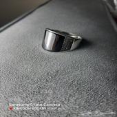 خاتم فضة 925 جديد