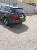 الرياض - اودي Q7 2011 نظيف وخالي