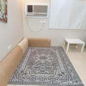 غرف للايجار الشهري نظيفة وموقع هادي ومميز.