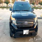 إكسبلورر سعودي2013 ليمتد 2 فل كامل نظيف