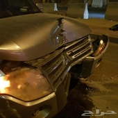باجيرو 2009 مصدوم للبيع