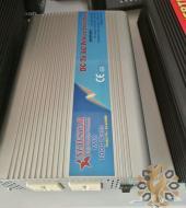 محول كهرباء 12 - 24 إلى 220 فولت والعكس