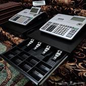 (تم البيع)جهاز كاشير كاسيو مستعمل العدد2