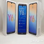 جوالات Huawei Y6 prime 2019.جديدة غير مستعملة