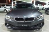 الفئه الرابعه BMW 420i 2016