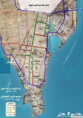 أرض للبيع بمخطط درةالخليج العزيزية الخبر1287م