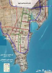 أرض للبيع بمخطط605ج العزيزية الخبر مساحه716م