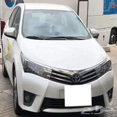 Semi Full Option Toyota Corolla - Model 2016