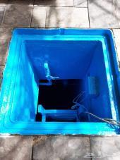 شركة تنظيف خزانات بجده عوازل الخزانات
