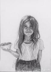 رسام بالرياض لاستقبال طلبات الرسم ..