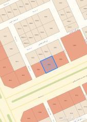 ارض تجارية للبيع على شارع سعود بن جلوي