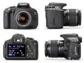 Canon 600D كاميرا كانون للبيع