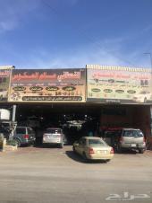 مركز القحطاني _ إصلاح جميع انواع السيارات