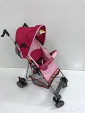 عربة اطفال خفيفة الوزن  والسعر منافس للجميع