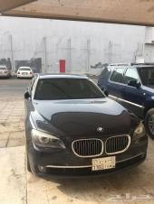 BMW 740 2012 Full option