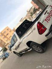 هايلكس غمارتين 2018 دبل بنزين فل كامل سعودي