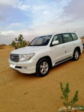 لاند كروزر vxr 2011 سعودي فل كامل مخزن للبيع