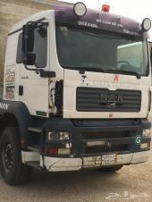 للبيع بالتقسيط شاحنة مان 2005 أوروبي نقل بضائ