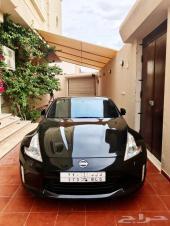 نيسان Nissan Z370 موديل 2014 أسود سعودي