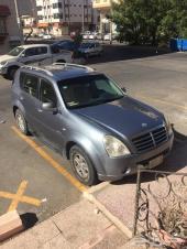 للبيع سيارة سانج يونج 2011