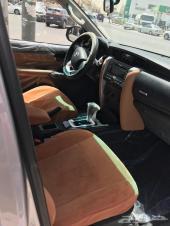 سيارة تويوتا فورشينر 2016