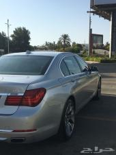 BMW Model 740LI Twin Turbo Premium Unleaded