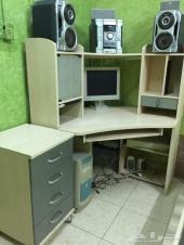 غرفة نوم اطفال بيج نظيفه ب750 ريال الدمام