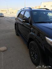 فورتشنر 2015 VX فل كامل سعودي