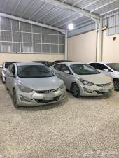 يفضل البيع جملةعدد 17 سيارة النترا ويارس