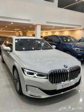 BMW 740LI - 2020 -New
