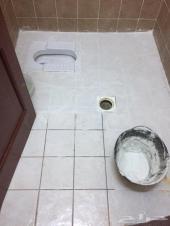 كشف تسربات المياة عزل خزانات