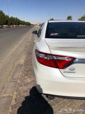 كامري 2017 GLX سعودية مخزنة