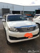Toyota fortuner 2015 model automatic