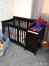 سرير أطفال ماركة Giggles