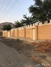 استراحة بصك الكتروني في الحسينية مساحتها 600