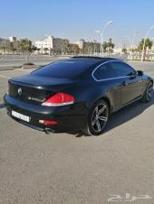 BMW 650i v8