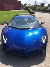 لامبورجيني Lamborghini Aventador SV