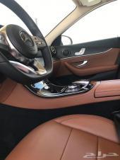 مرسيدس E300 amg قيادة ذاتية