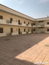 مبنى32غرفةوشقتين ب50الف سنوي طريق عسفان جدة