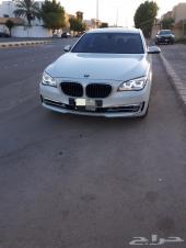 بي ام دبليو BMW 740اندفيدوال بيرل مواصفات خاص